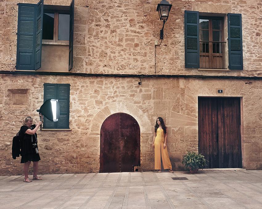 Off Camera Flash Workshop Majorca Mallorca Alcudia